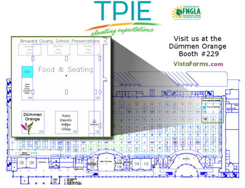 Visit us at the TPIE 2017 of the FNGLA