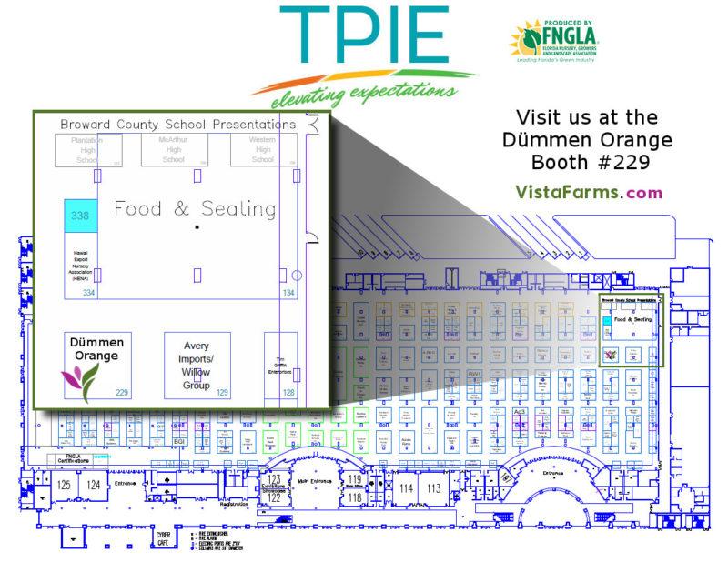 TPIE 2017 Floor Plan