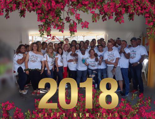 Feliz Año Nuevo de parte de la familia de Vista Farms a tu familia