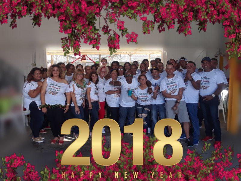 Vista Farms' Christmas & New Year Party / Fiesta de Navidad & Año Nuevo