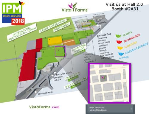 Te esperamos en el IPM Essen Alemania Expo 2018
